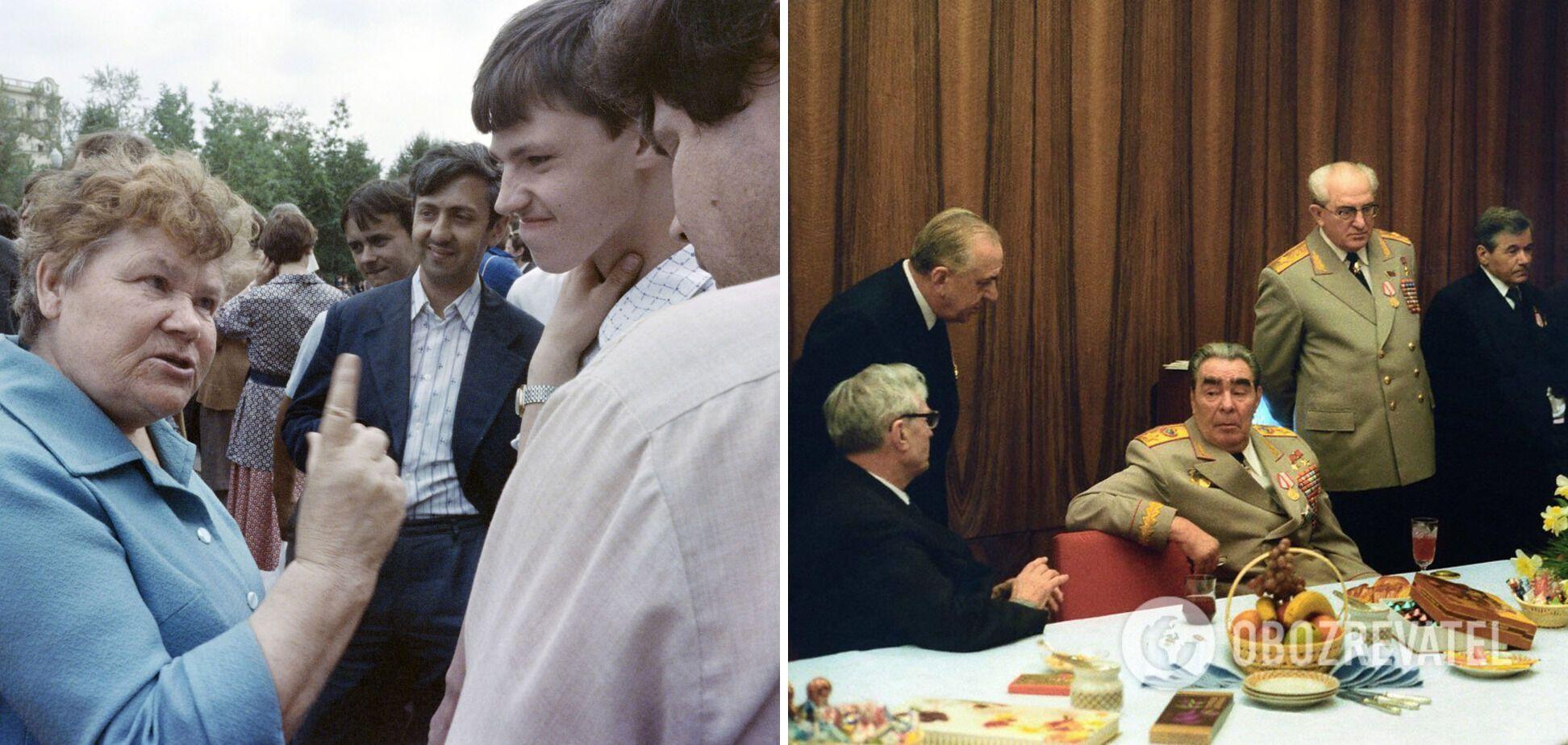 Хамський стиль спілкування в СРСР: 'тикання', панібратство, грубість