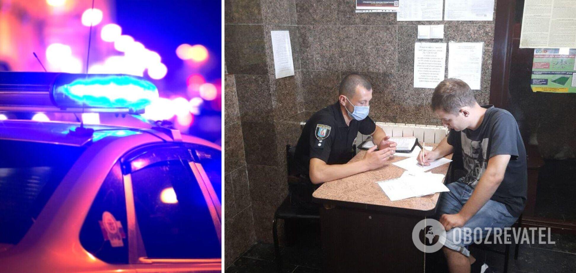 Остановившим авто Брагара полицейским объявили выговор