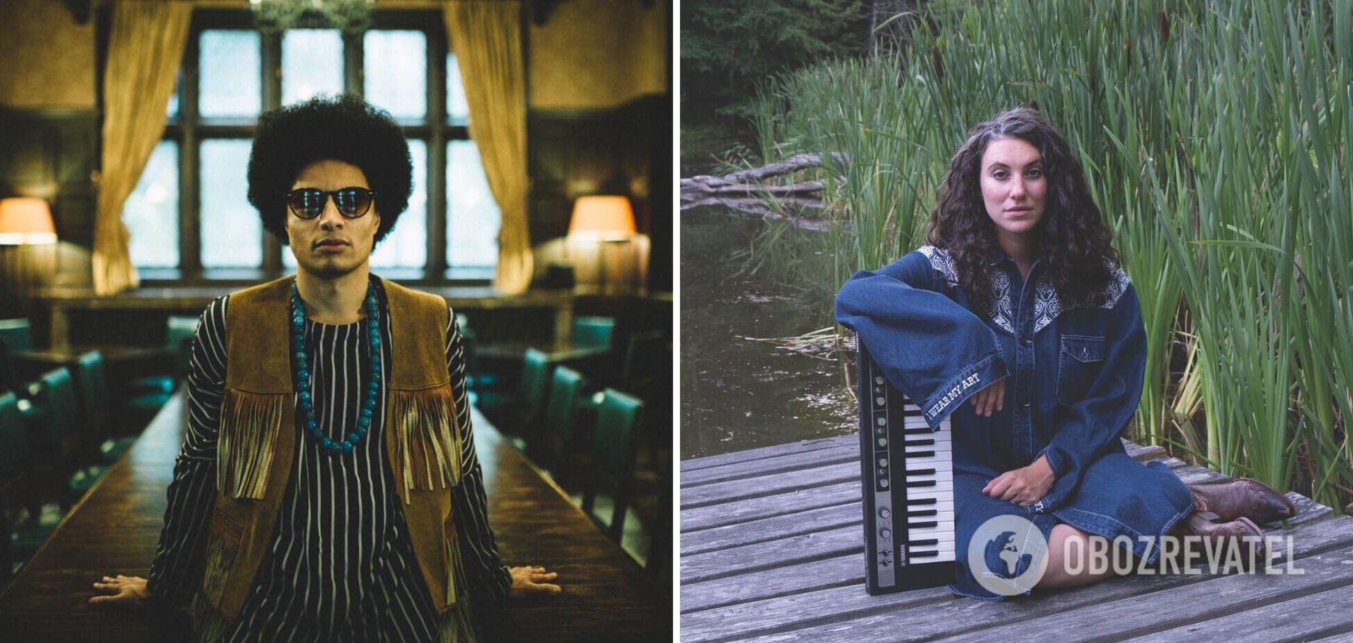 В Киеве выступят американские звезды современного нео-соула Jose James & Taali