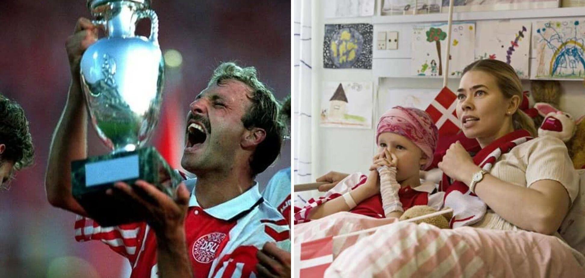 Кубок для умирающей дочери. Трагическая история победы сборной Дании на Евро-1992