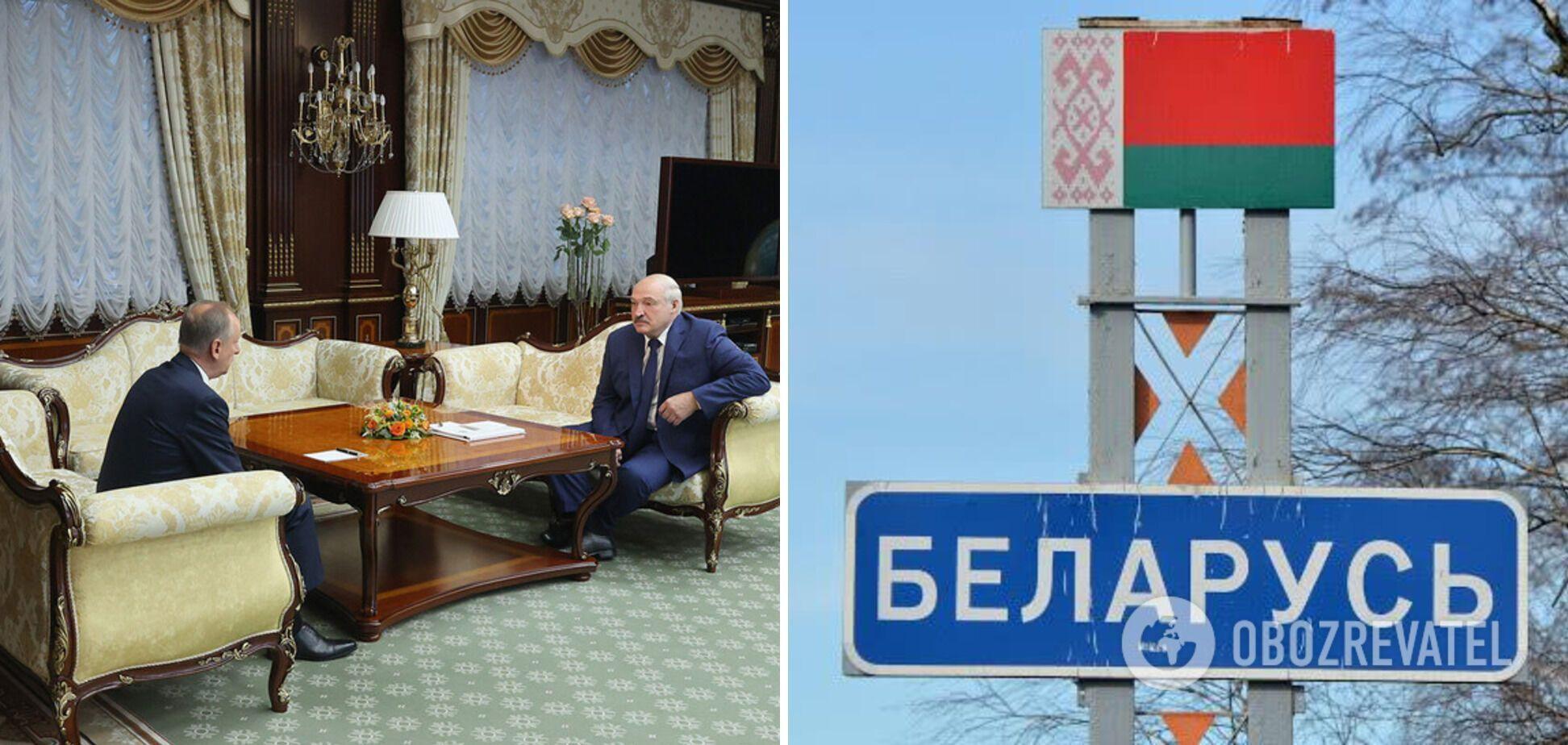 Суицидальная рефлексия Лукашенко