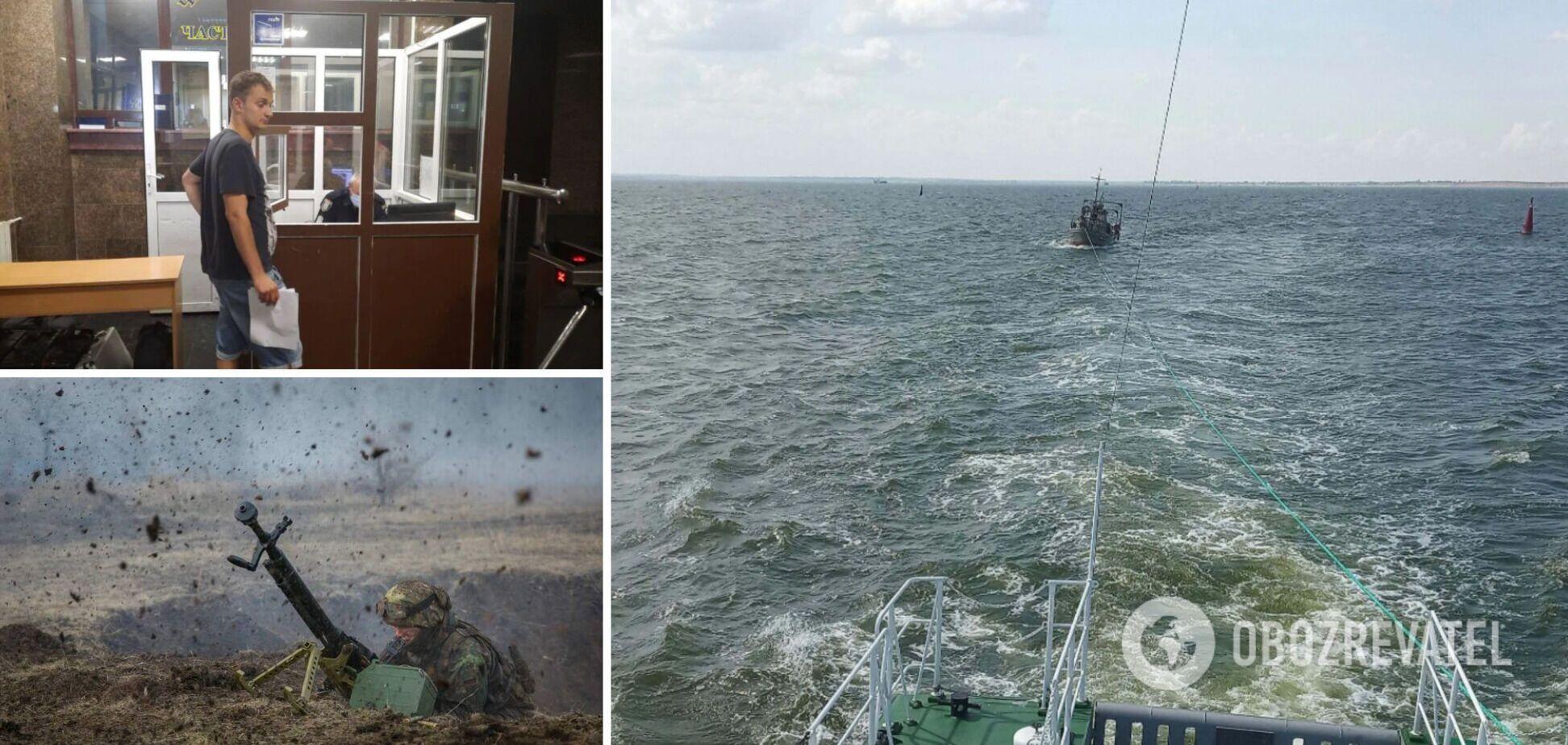 Новости Украины: вскрылась правда о спасении украинских рыбаков и детали задержания нардепа Брагара