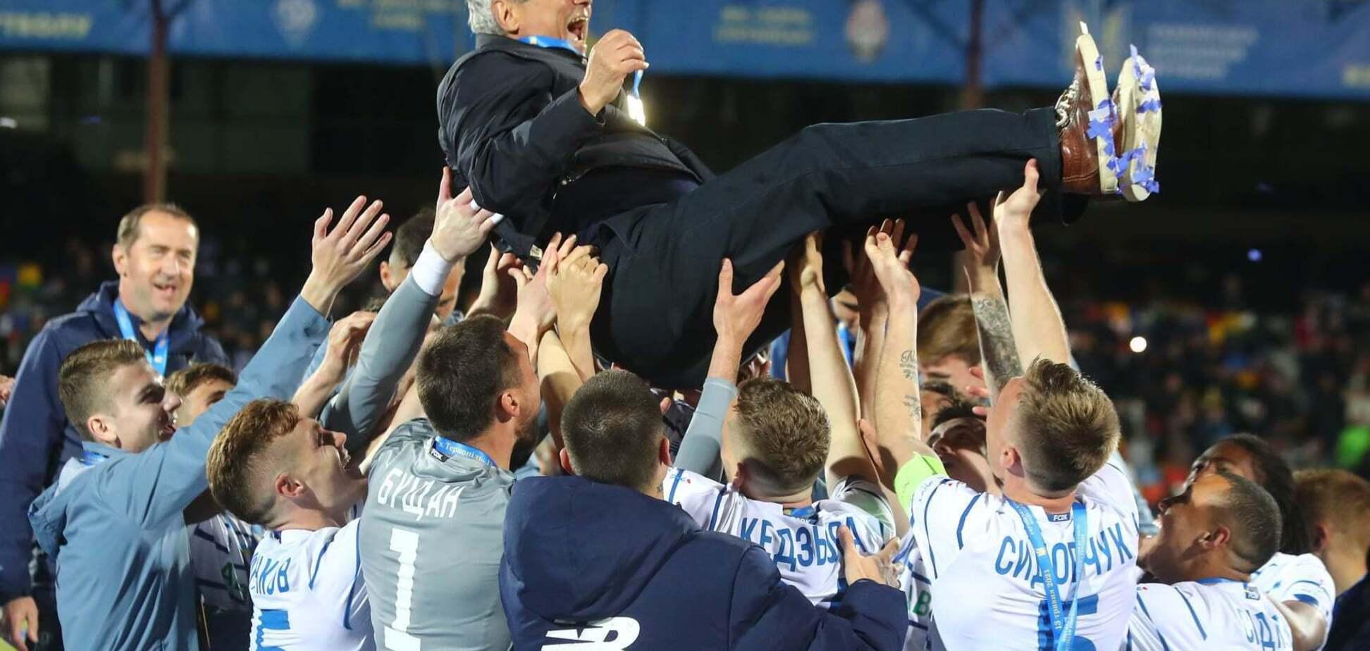 29 чемпионств 'Динамо': киевляне на пороге невероятного достижения