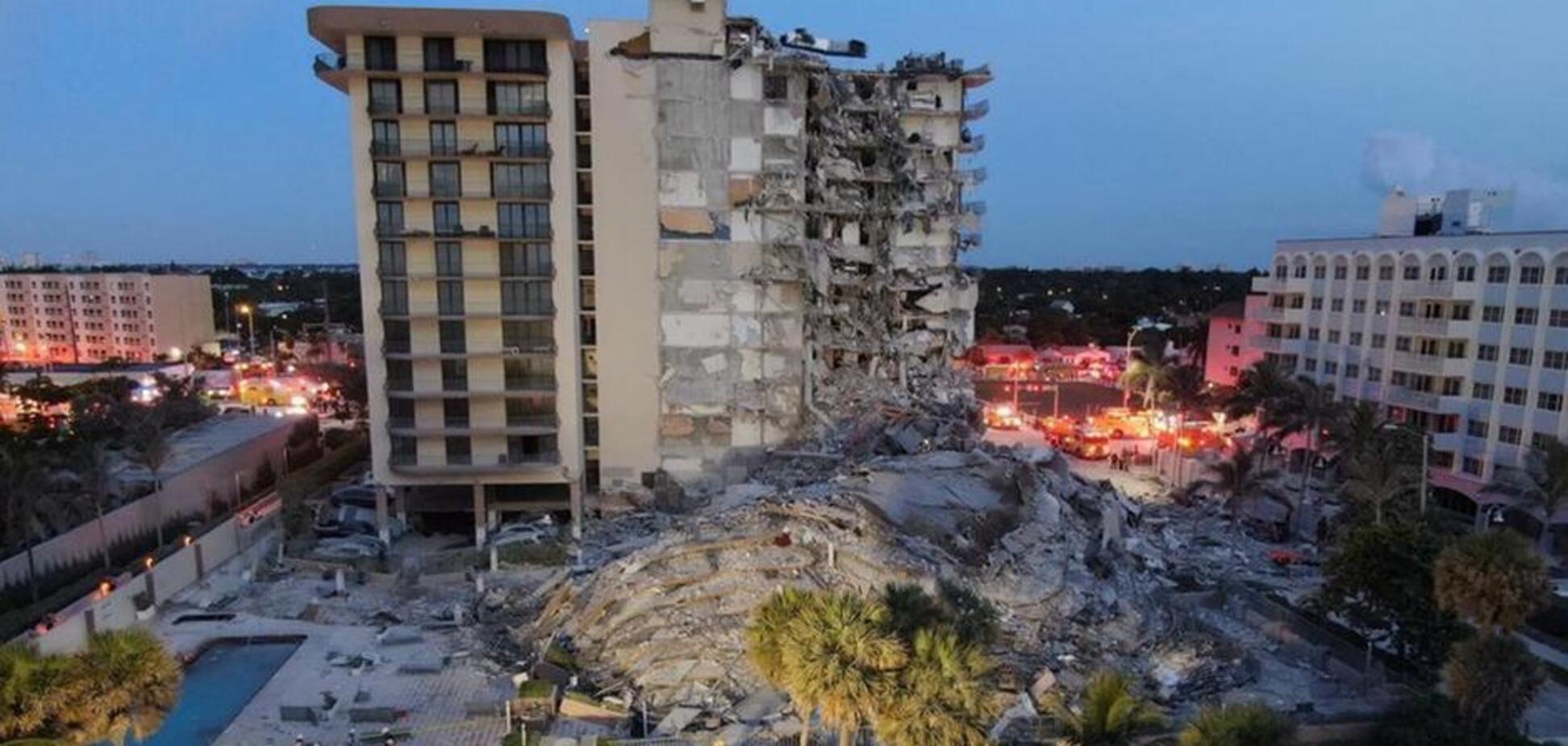 Частину будівлі у Флориді знесли вибухом
