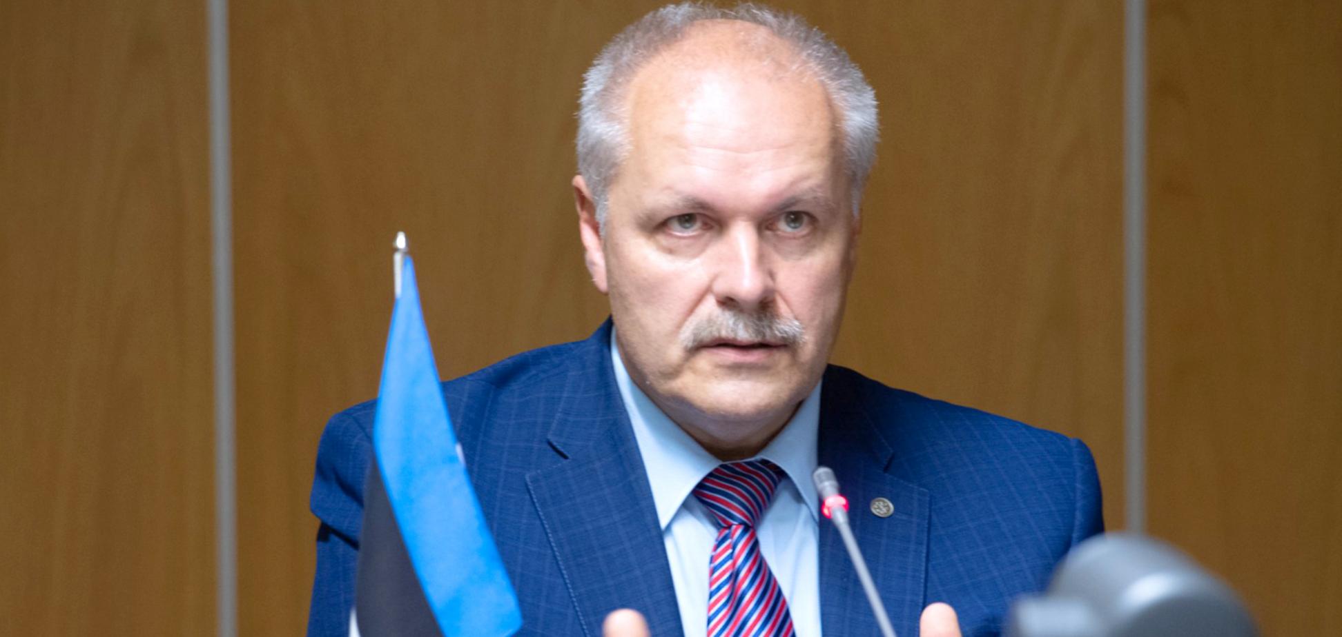 Кандидат в президенти Естонії заявив, що Росія має повернути окуповані території