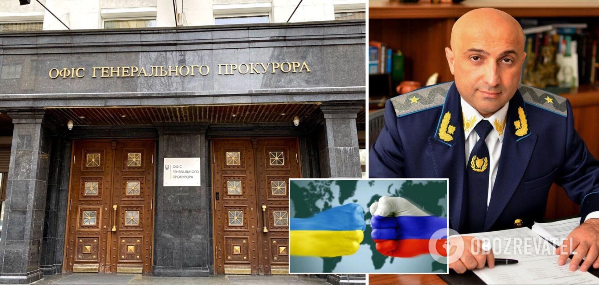 Мамедова отстранили от руководства 'департамента войны' в ОГП: реакция правозащитников