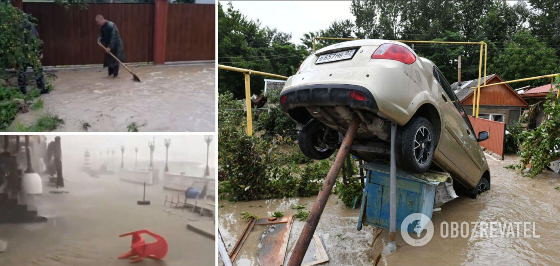 'Молилися, щоб вижити': жителі Криму розповіли про наслідки потопів