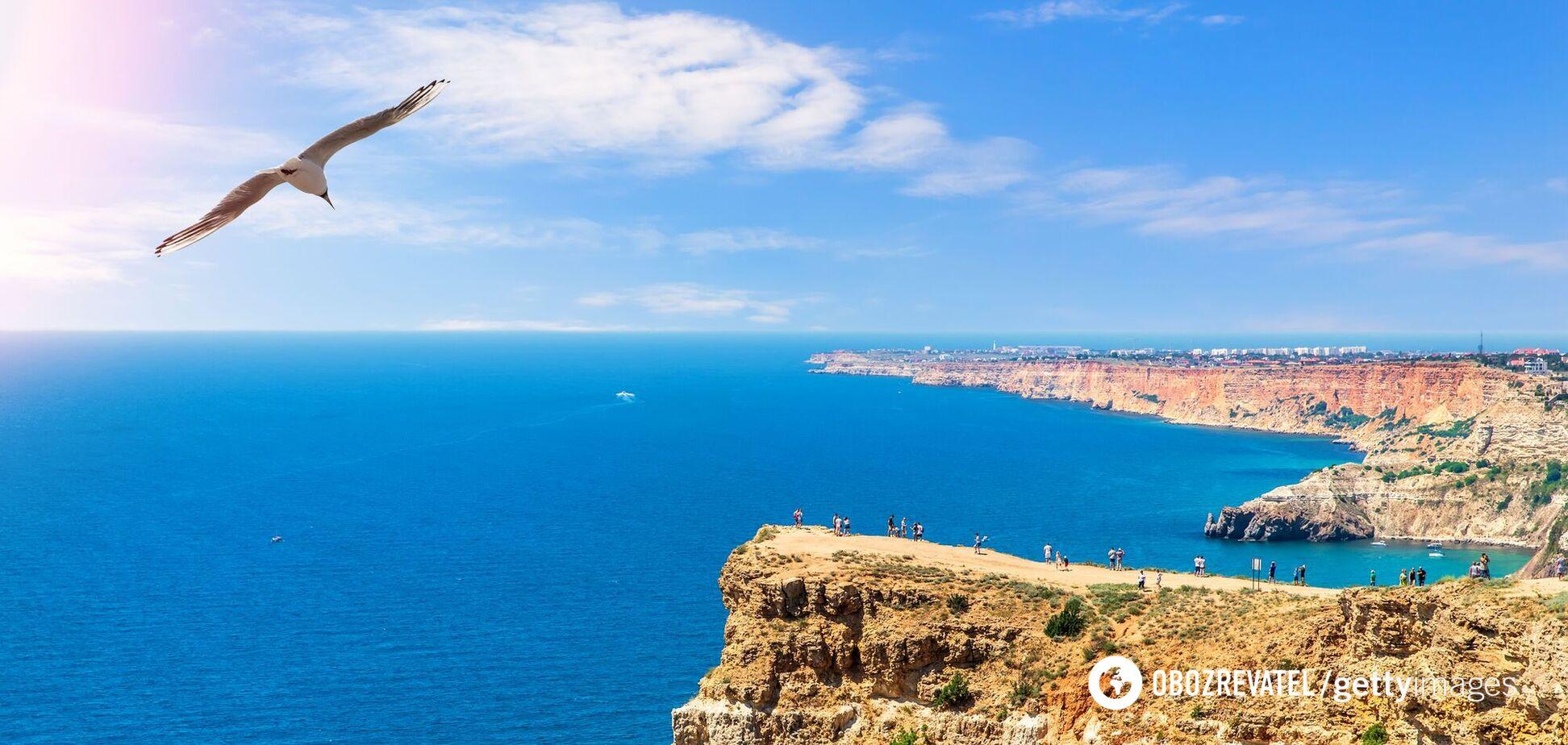 Курортный сезон в Крыму сорван из-за российских туристов