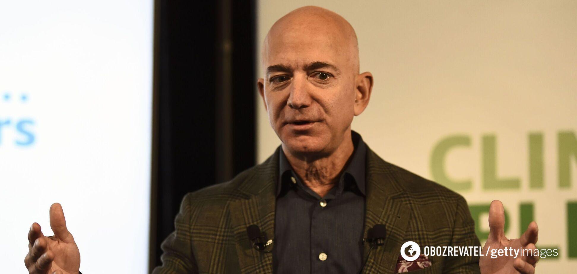 Джефф Безос залишає посаду гендиректора Amazon: цікаві факти про мільярдера