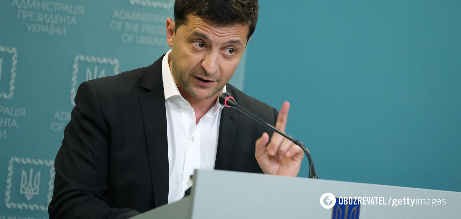 Зеленський назвав 'Північний потік-2' зброєю проти України