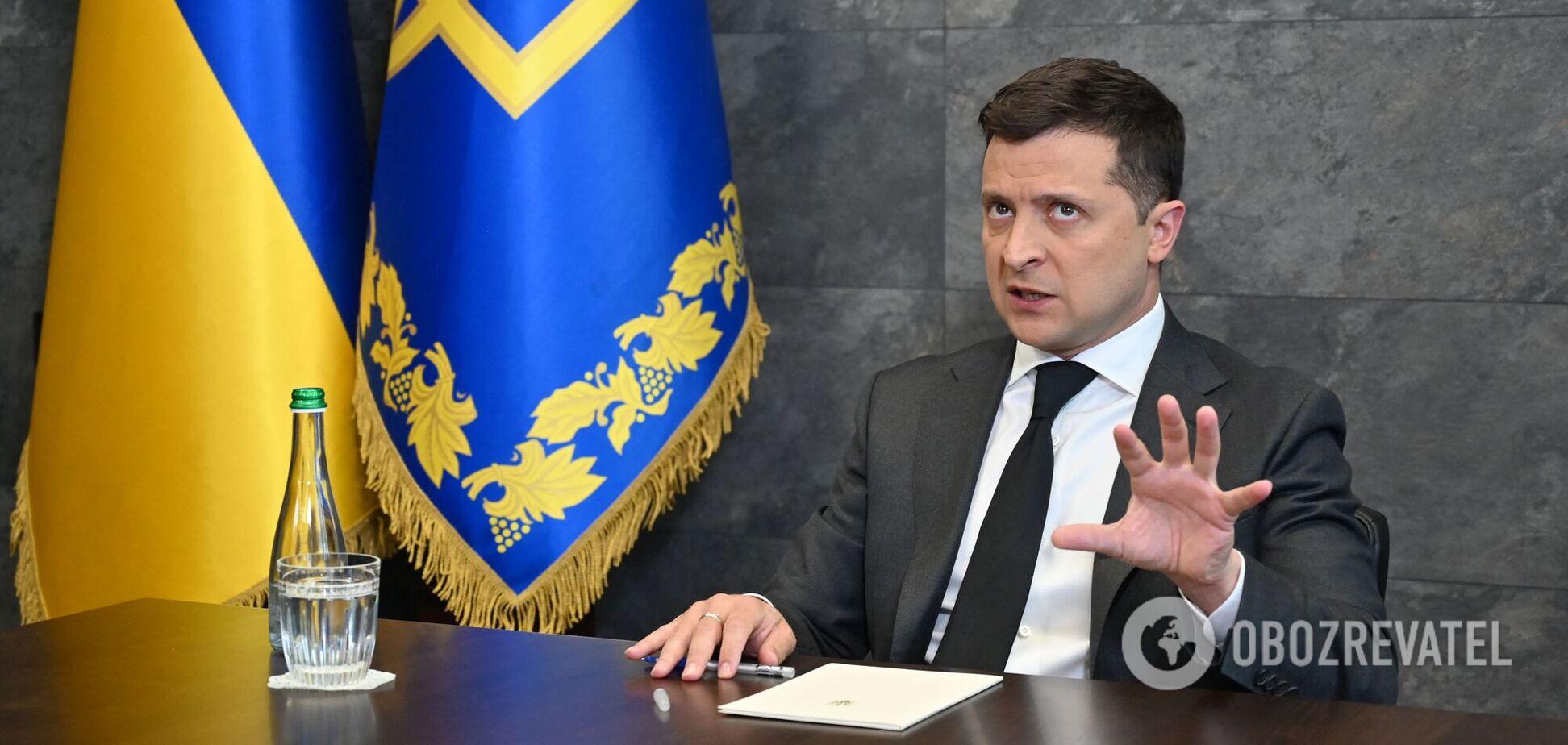 Мир, вступление в НАТО и противодействие РФ: главное из выступления Зеленского на форуме 'Украина 30'
