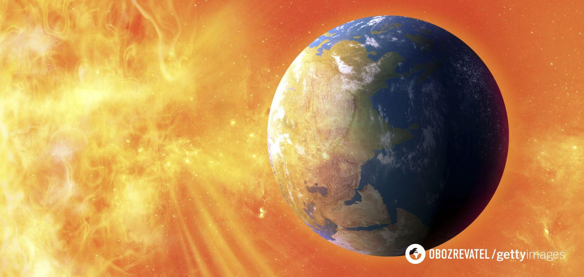Сонячний спалах 3 липня 2021