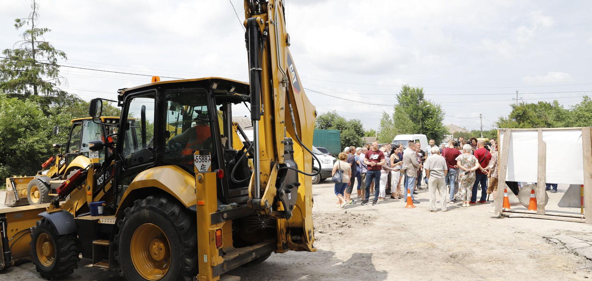 Филатов: строительство водопровода в Таромском обеспечит водой весь поселок