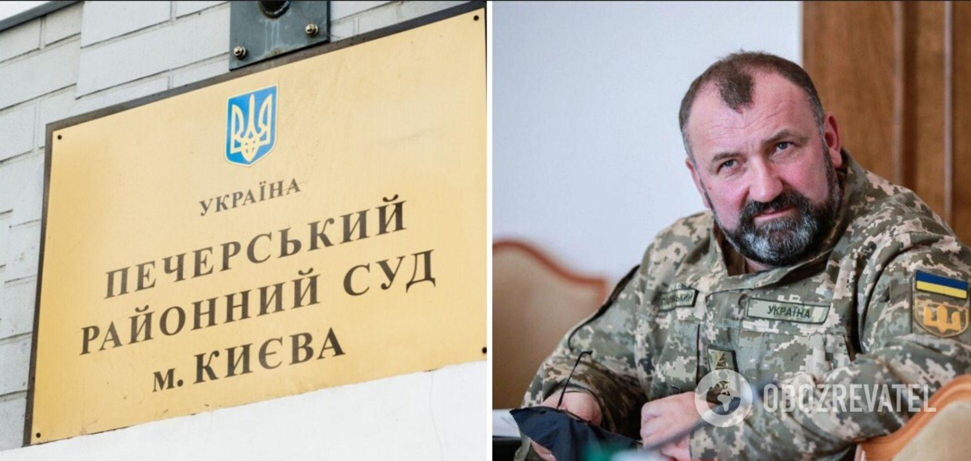 Генералу Павловському зібралися таємно продовжити запобіжний захід без участі його захисників, – адвокат