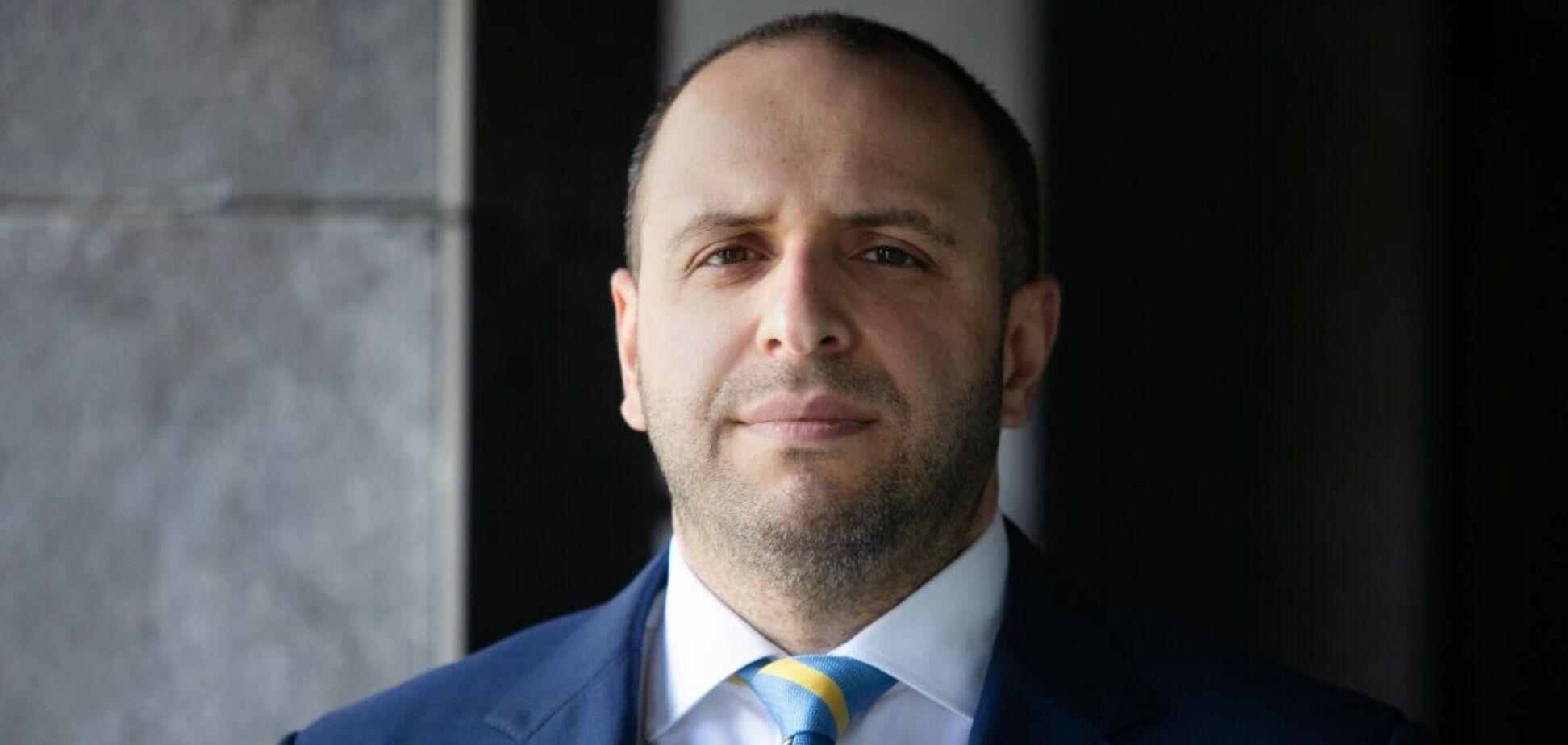Умеров считает поставки воды в Крым вопросом национальной безопасности