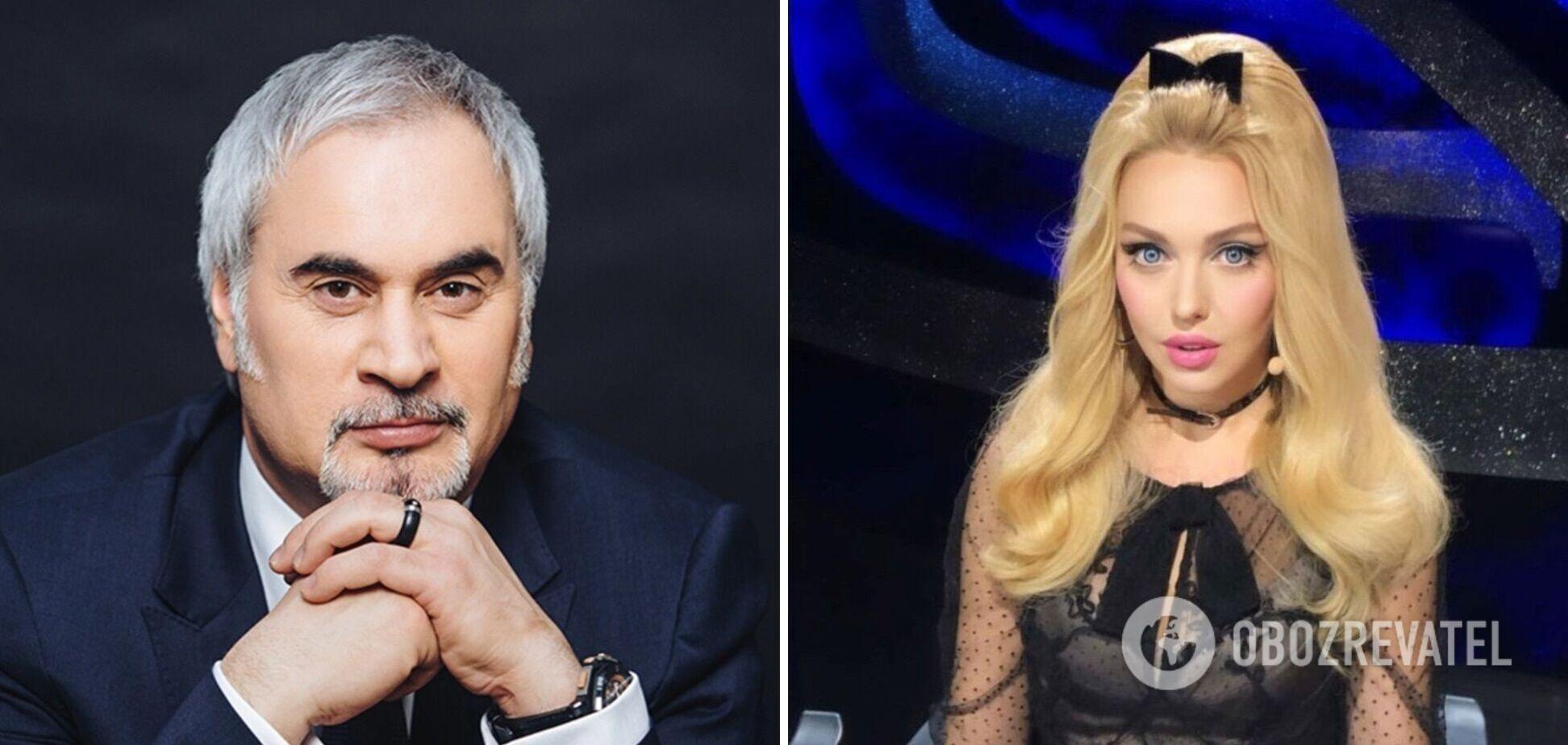 Валерий Меладзе назвал Полякову фриком: она шокировала меня