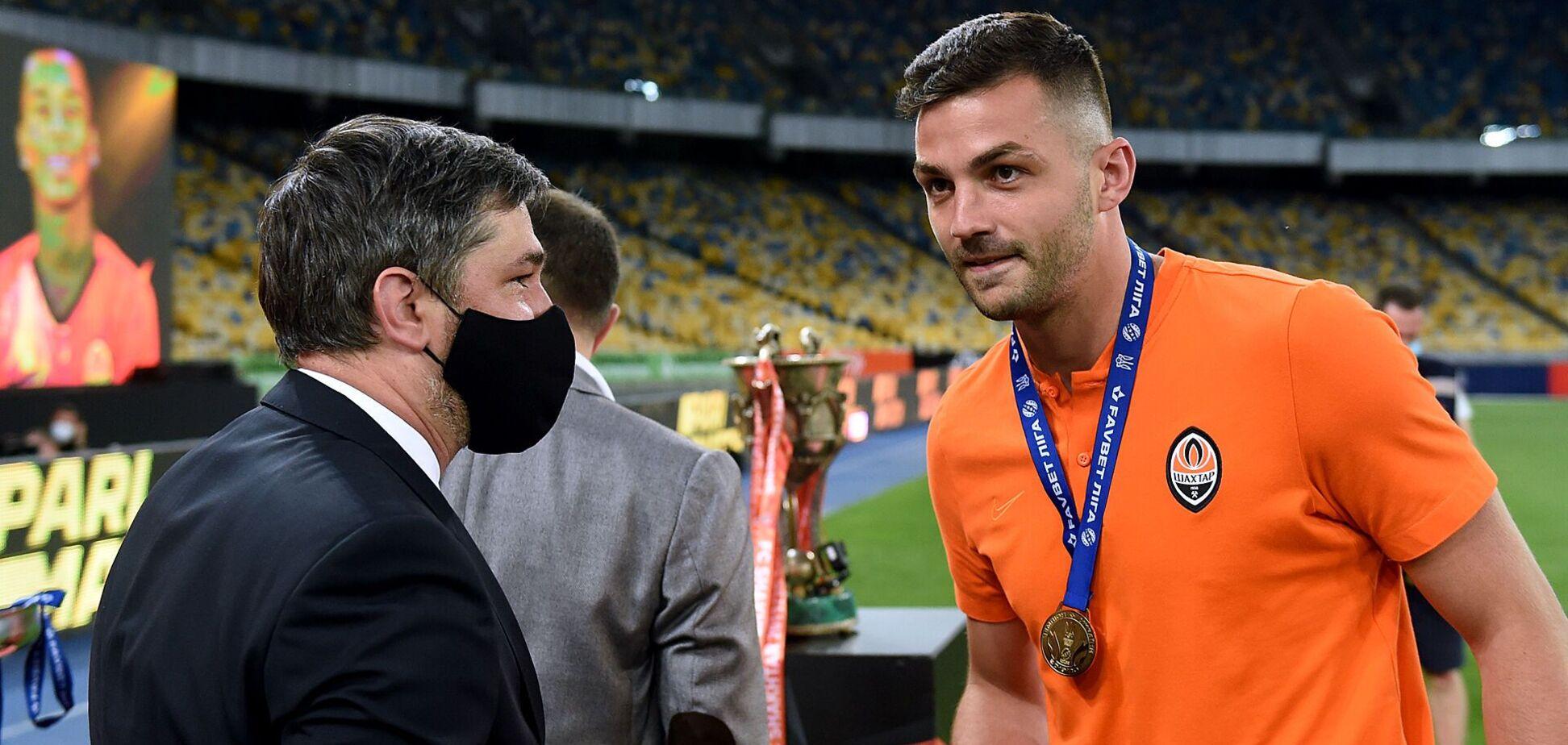 Захисник 'Шахтаря' перейшов у відомий європейський клуб