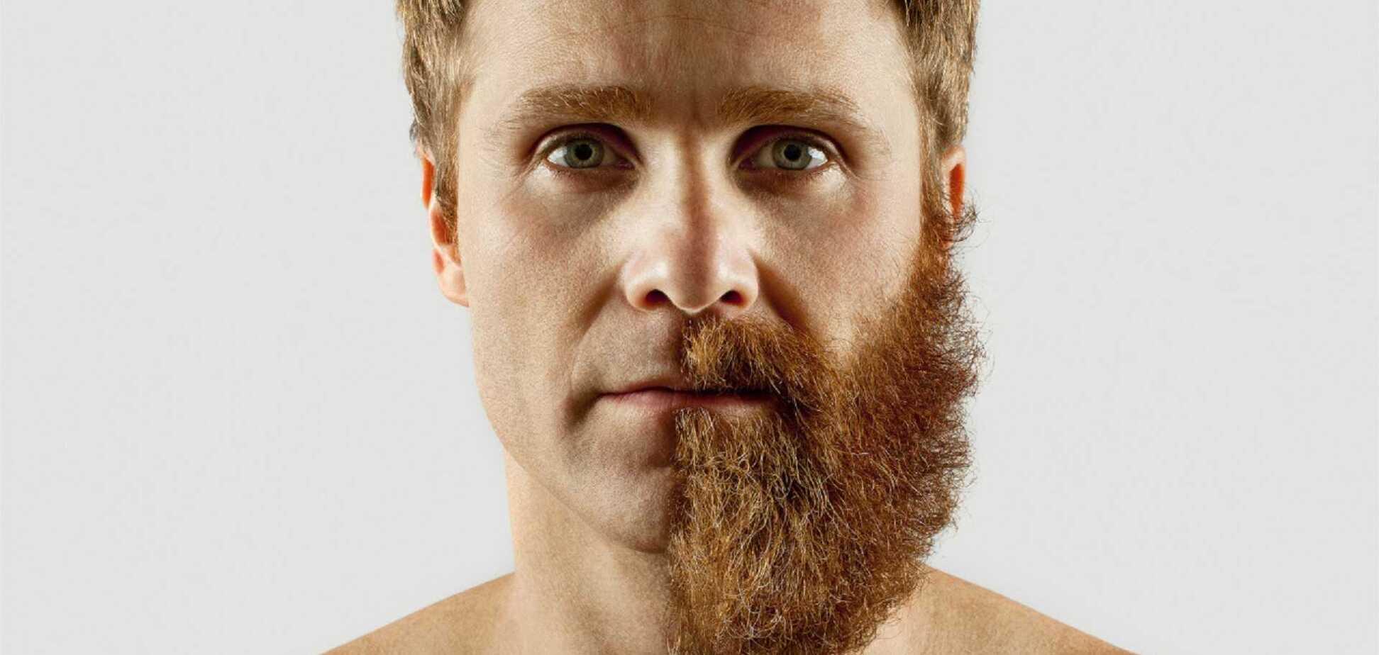 Стрижка 'круглая борода' становится популярной