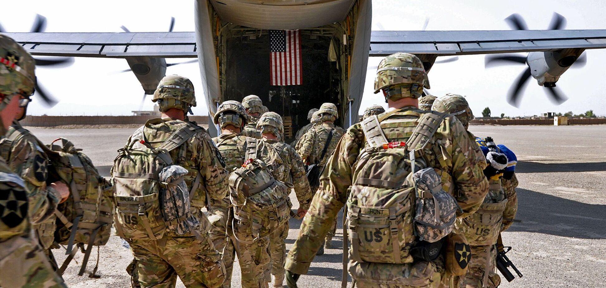 Военную базу 'Баграм' в Афганистане покинули последние американские военные