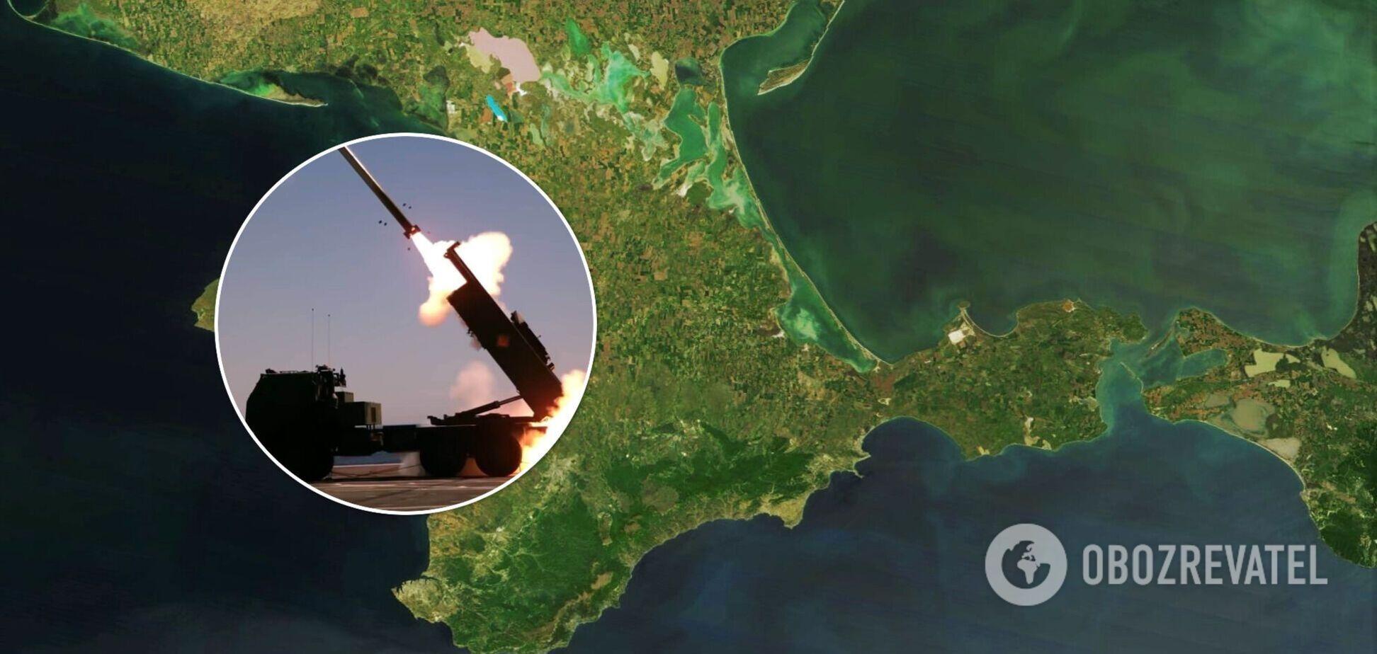 Россия разместила носители ядерного оружия в оккупированном Крыму, – Джапарова