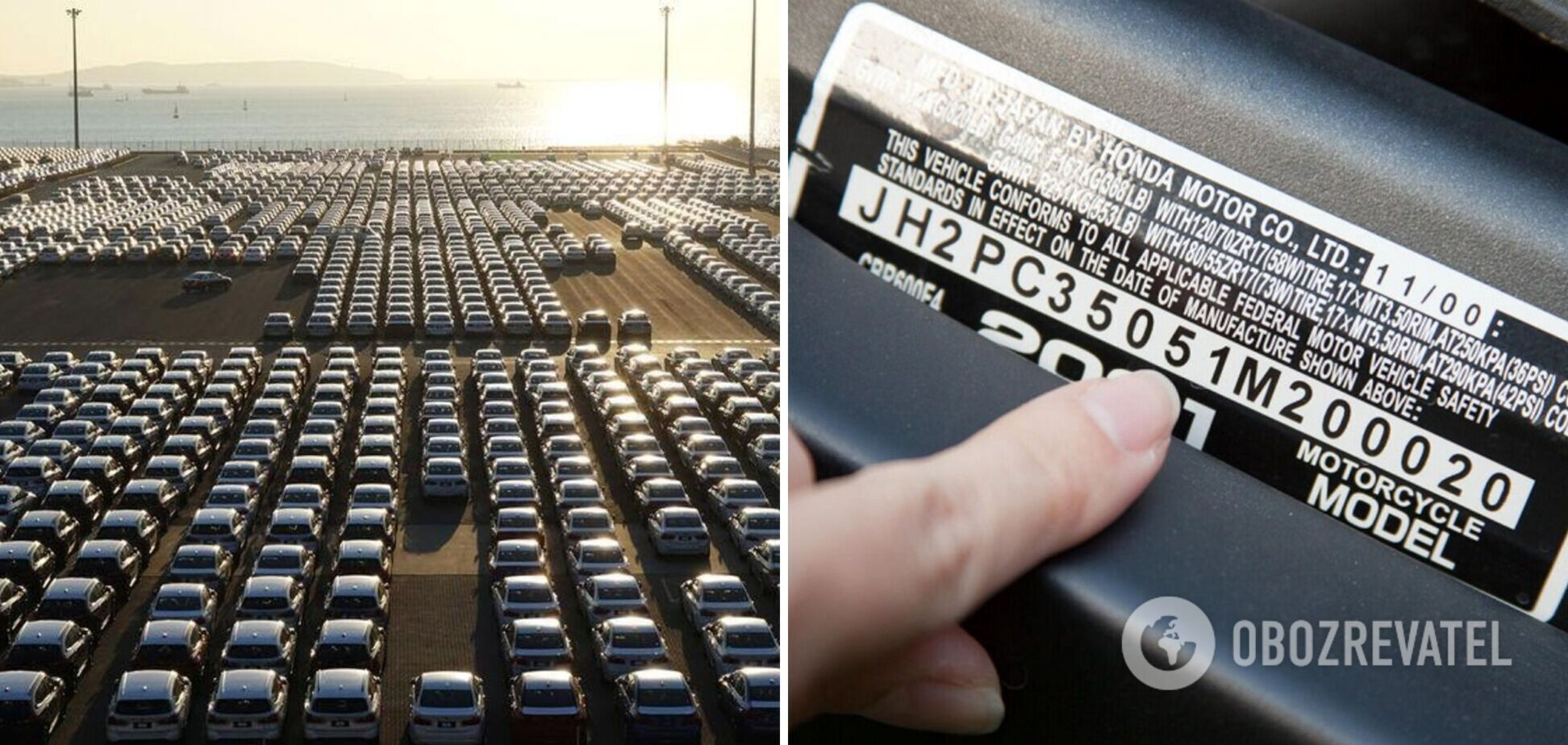 МВД открыло VIN-коды зарегистрированных автомобилей: что это дает