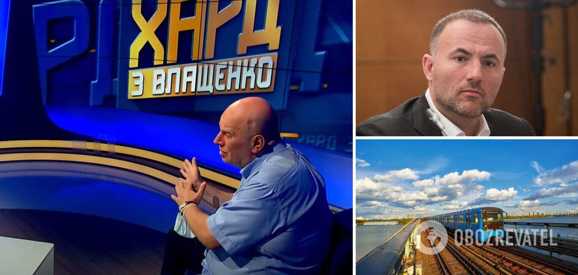 Бродский – о конфликте с российским олигархом: Фукс про себя говорит, что он падальщик
