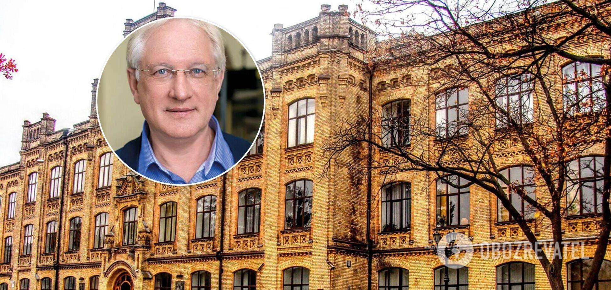 Спиваковский объяснил, кто и почему хочет закрыть украинские университеты