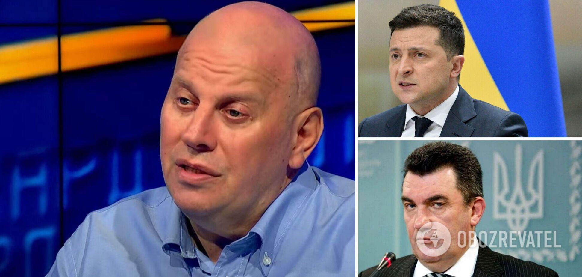 Михаил Бродский назвал пятерку госдеятелей Украины