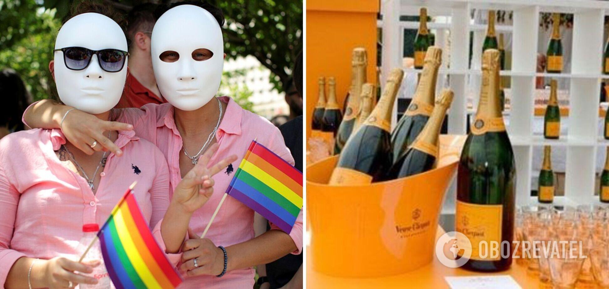Переименованное шампанское и скандал со 'ВкусВилл': очередное дно в России