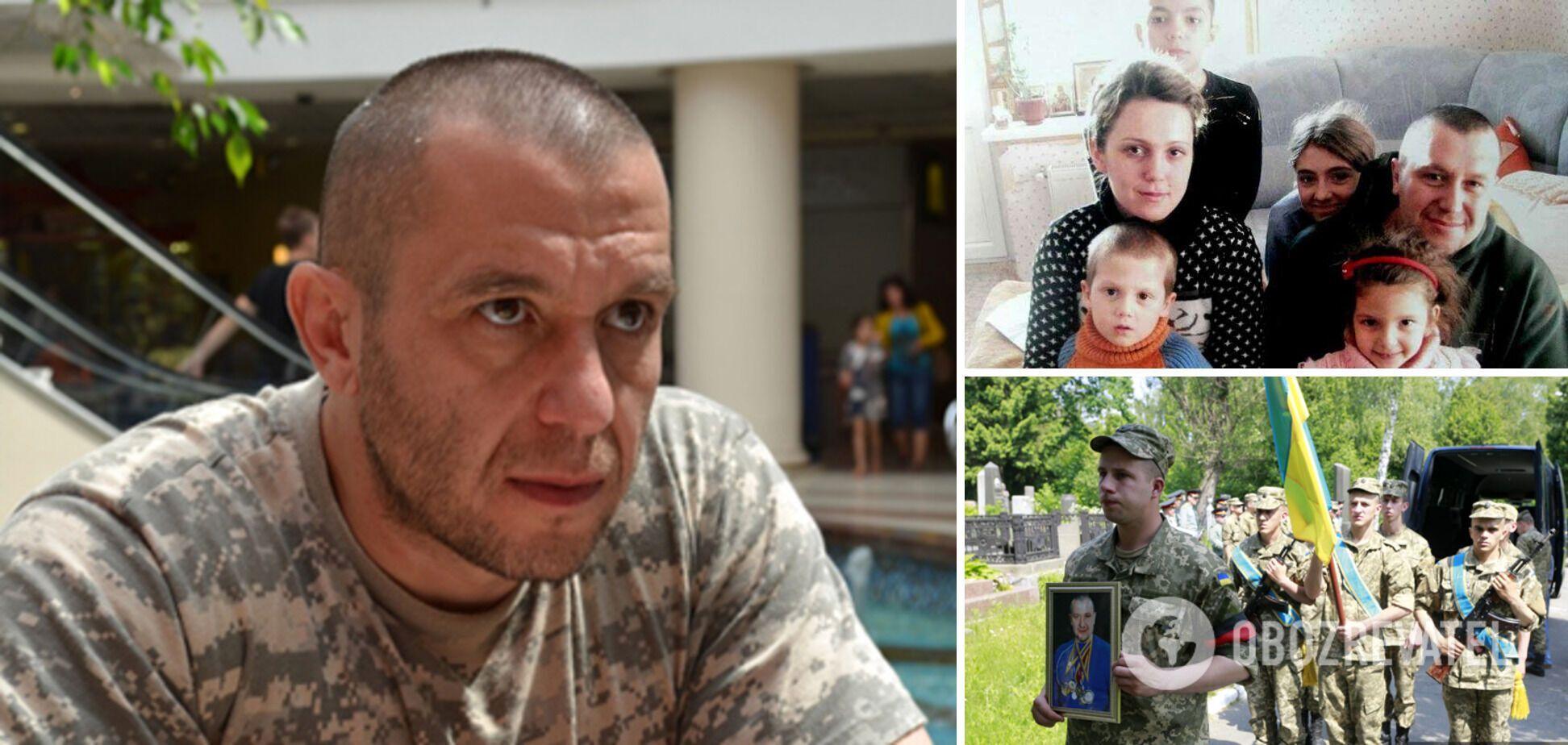 'Я мачеха. Но изо всех сил старалась стать мамой': как живет семья погибшего Героя Темура Юлдашева