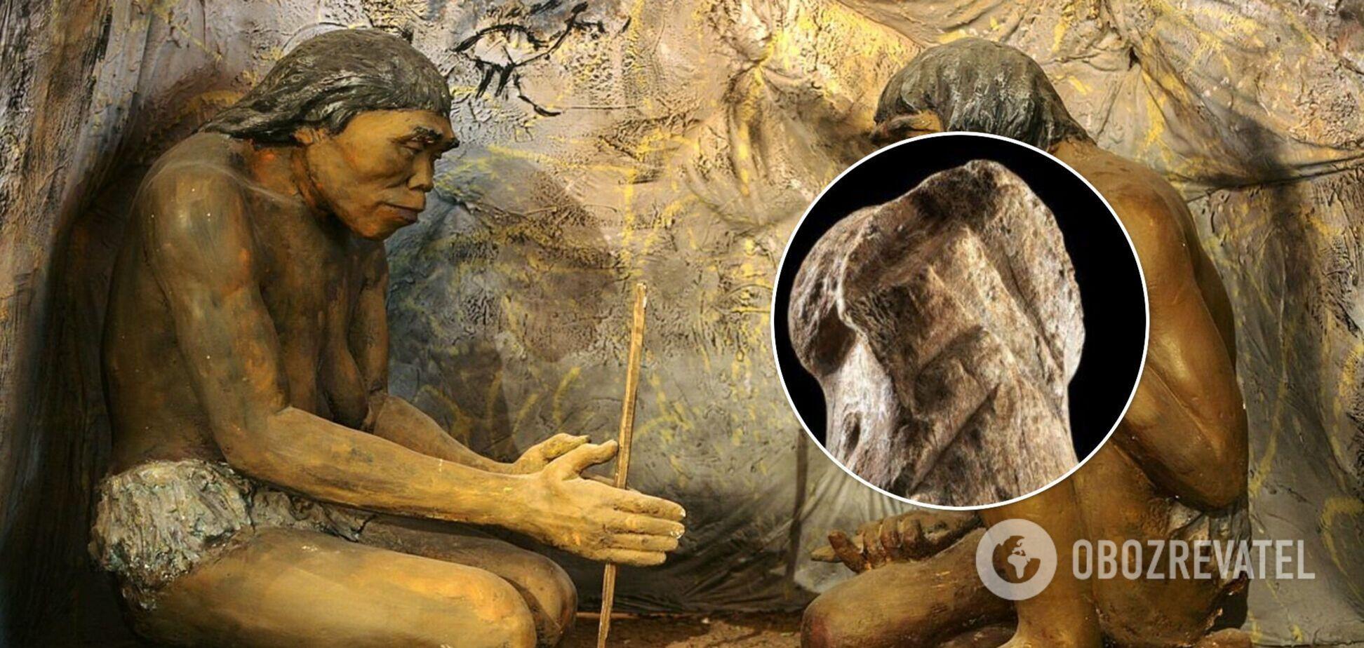Археологи нашли древнейший орнамент, созданный неандертальцами 51 тыс. лет назад