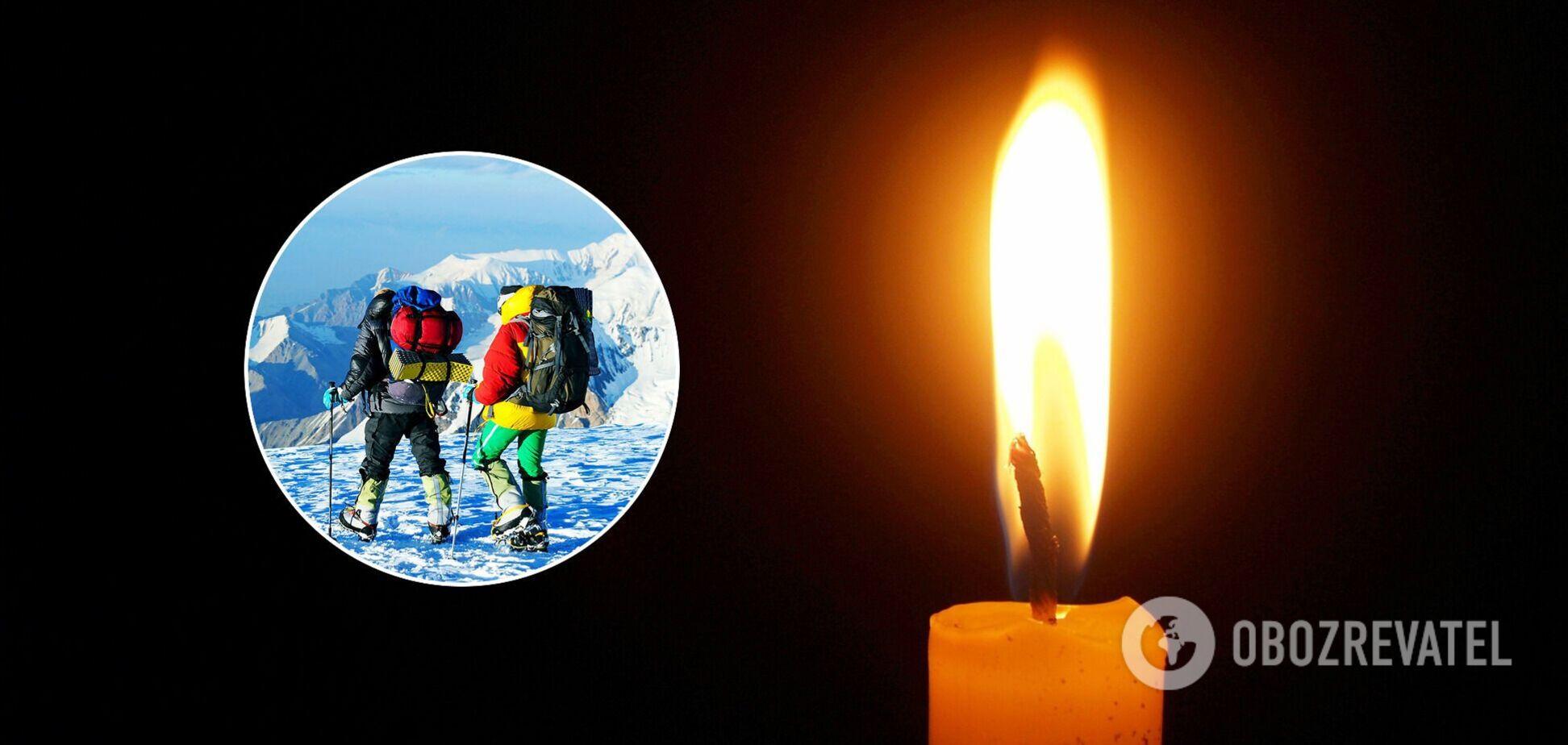 Смерть альпиниста в Грузии
