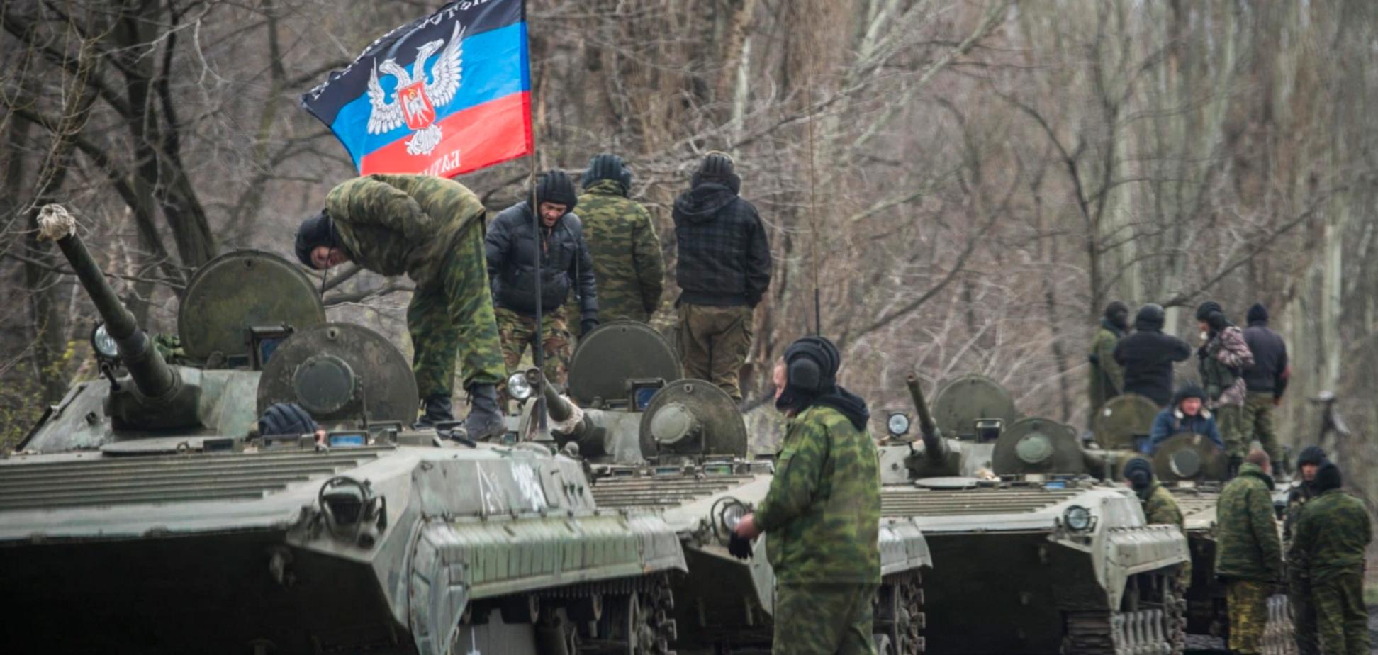 На Донбас перекинули нову групу військових РФ для підготовки диверсантів – розвідка