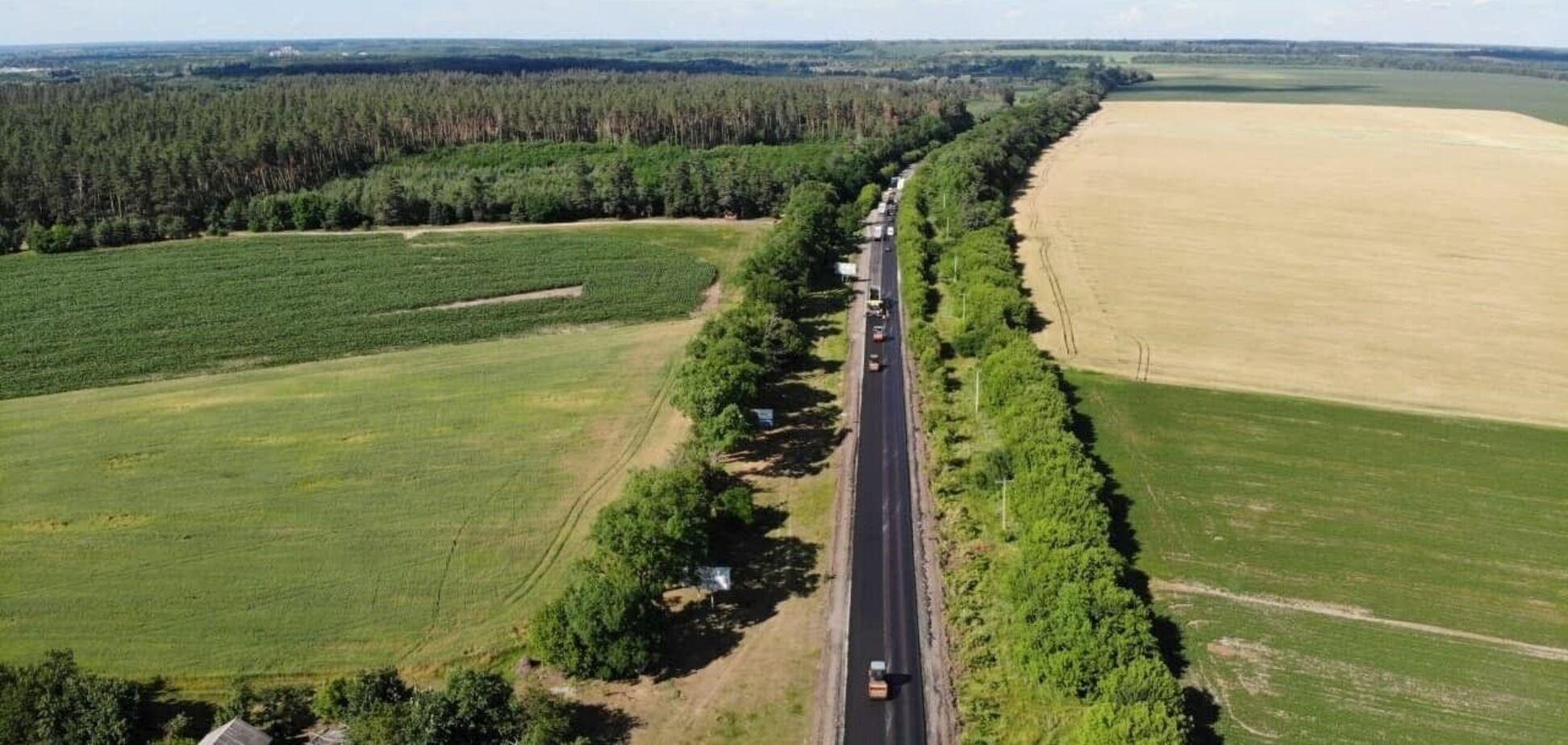 У межах 'Великого будівництва' відремонтують дорогу Кролевець – Пирятин