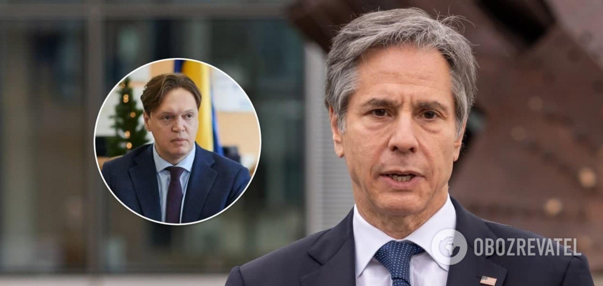 Робота глави Фонду держмайна – приклад, як треба боротися з корупцією в Україні, – Держсекретар США