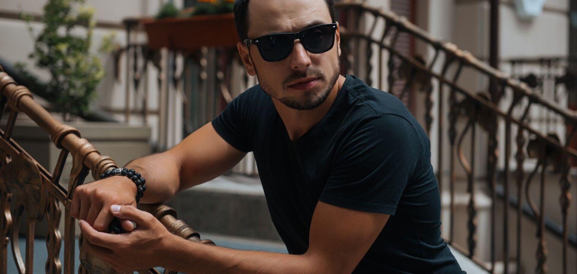 По-чоловічому емоційно: Мироненко представив нову пісню 'Волк-одиночка'