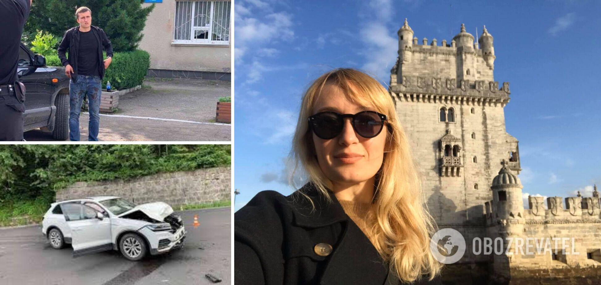 Киянка Олена Денисенко загинула в ДТП на Прикарпатті