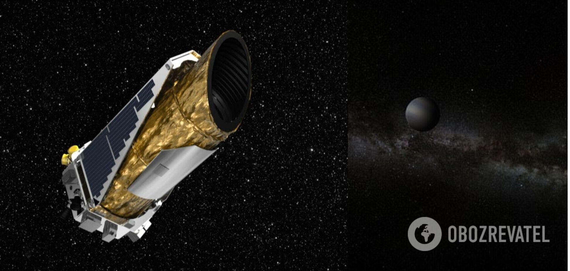 Планети виявив телескоп NASA Kepler