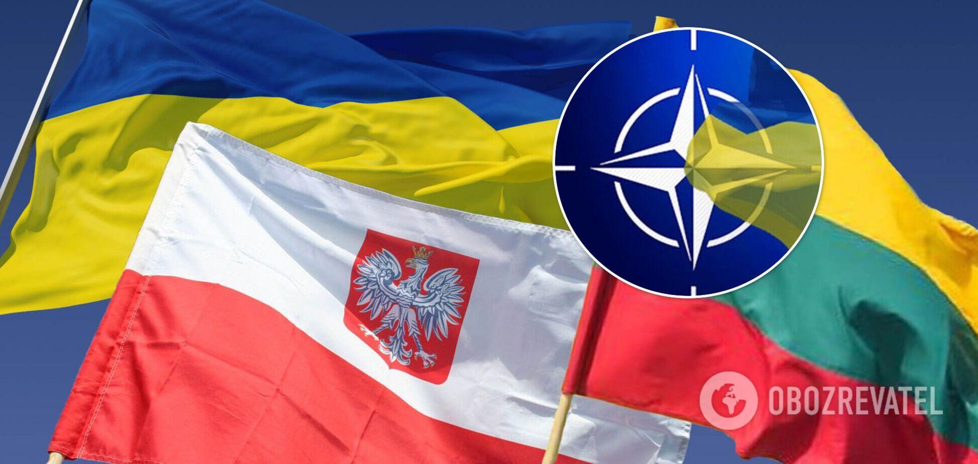 Членство України в ЄС і НАТО