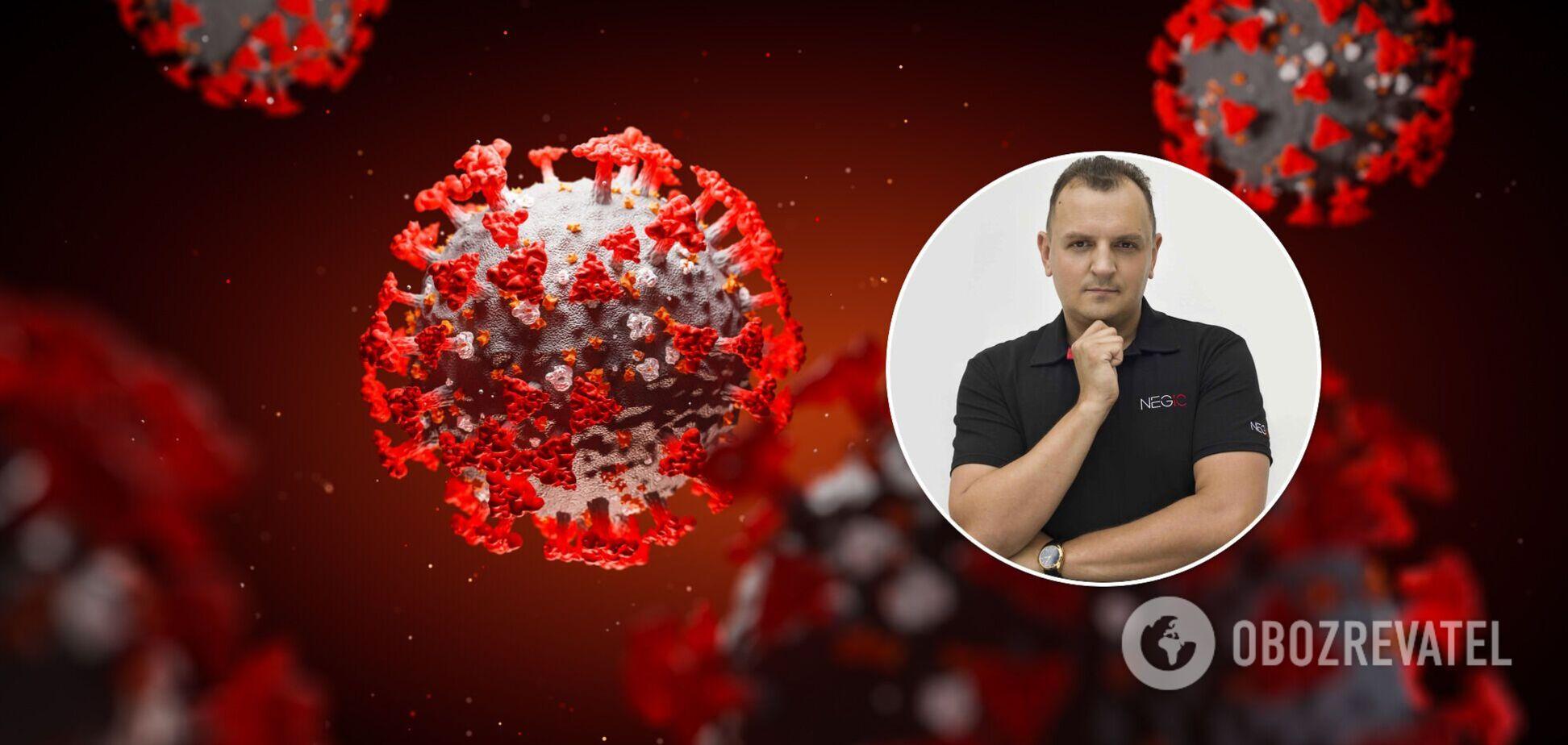 Третина українців має імунітет до COVID-19? Епідеміолог розвінчав міф