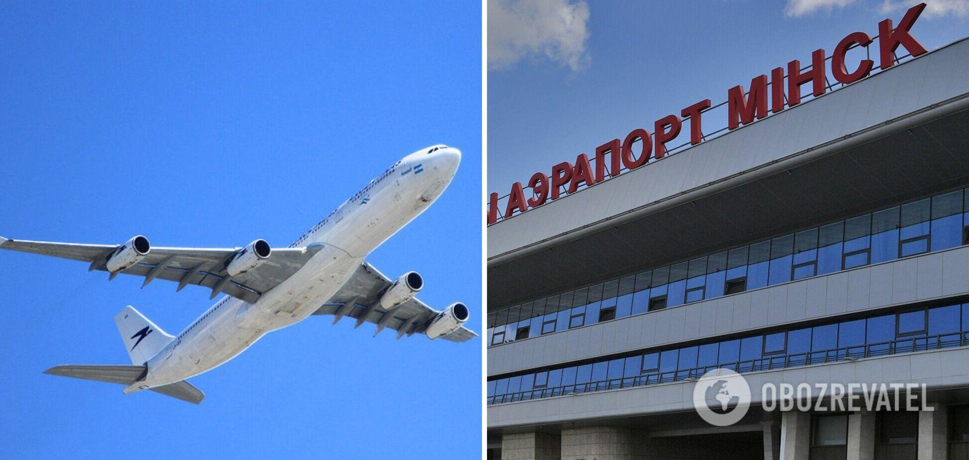 США ограничили авиасообщение с Беларусью