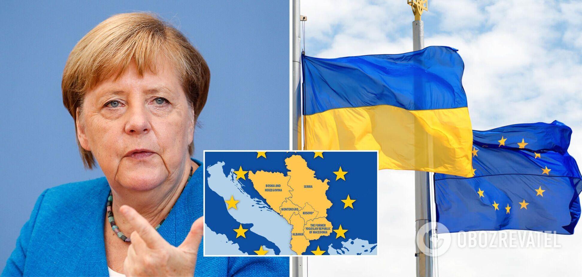 Почему балканские страны будут в ЕС раньше Украины