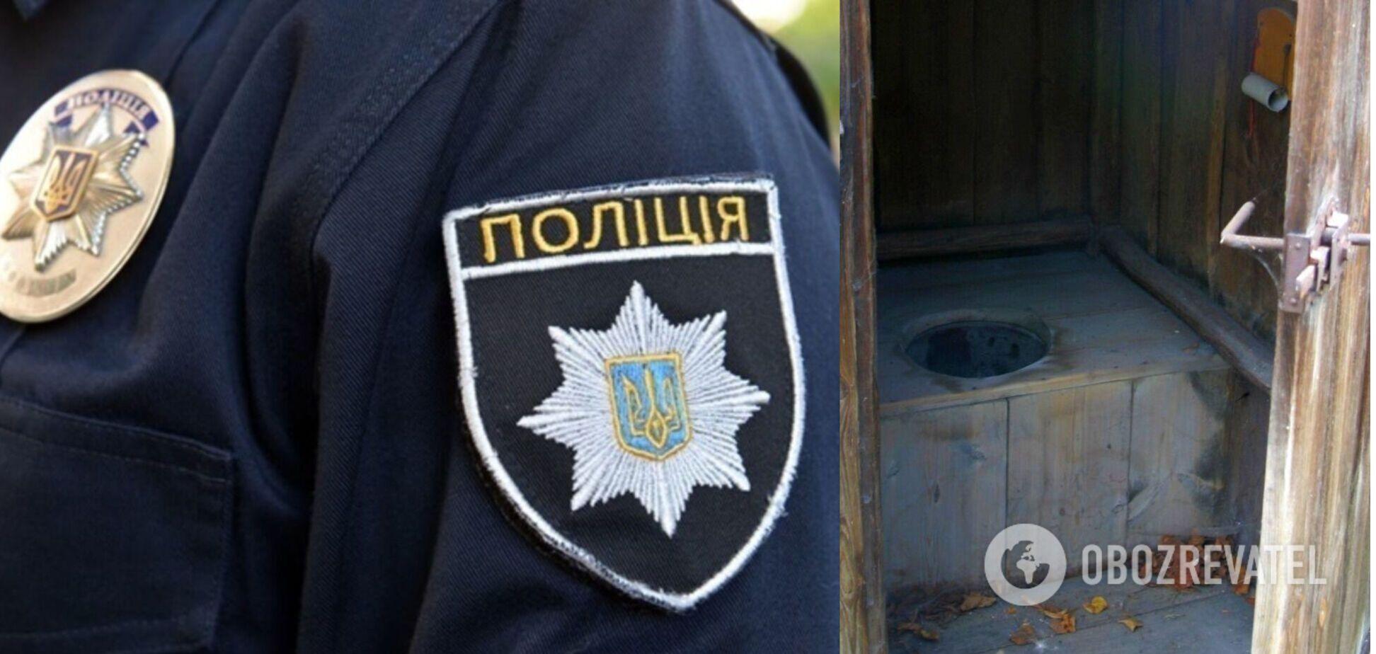 Под Одессой 16-летняя девушка погибла, упав в выгребную яму. Фото