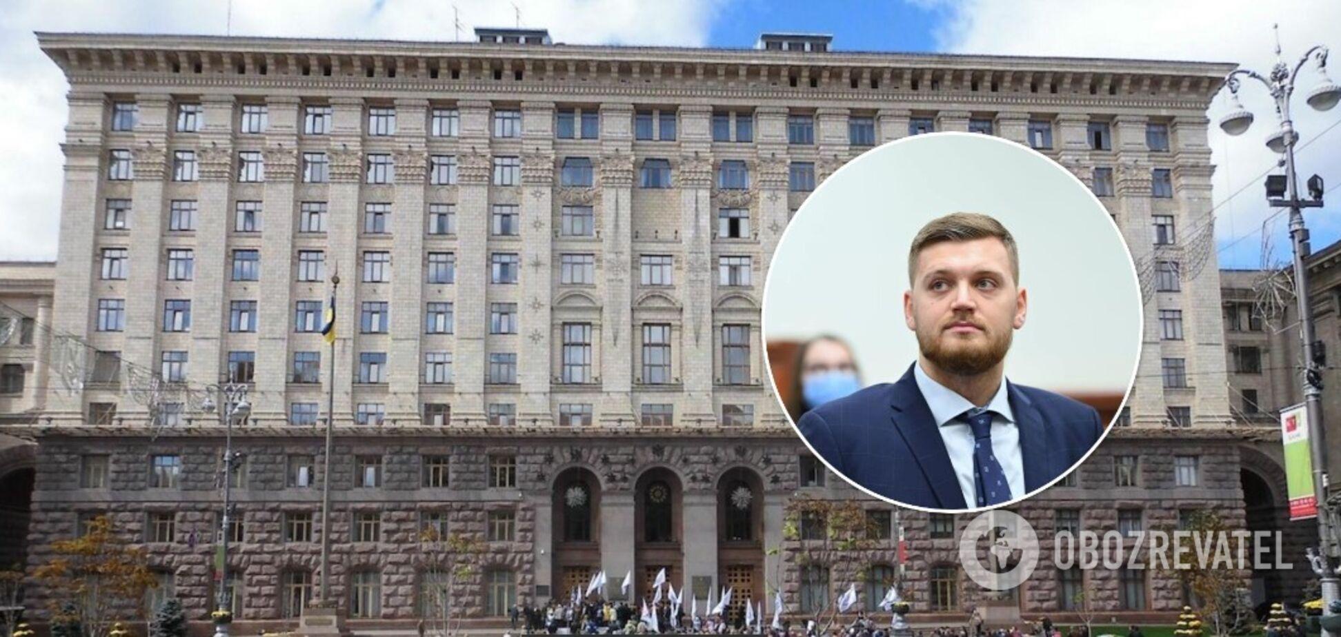 Кравец: в Киеве изменится порядок передачи земли