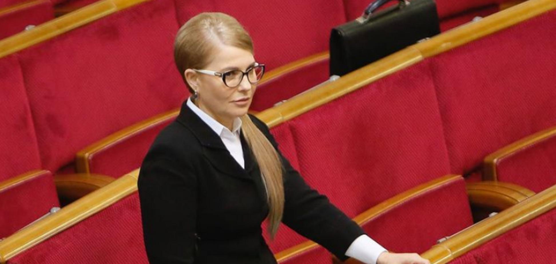 Юлія Тимошенко – лідер за темпами нарощування довіри людей, – опитування 'Рейтингу'