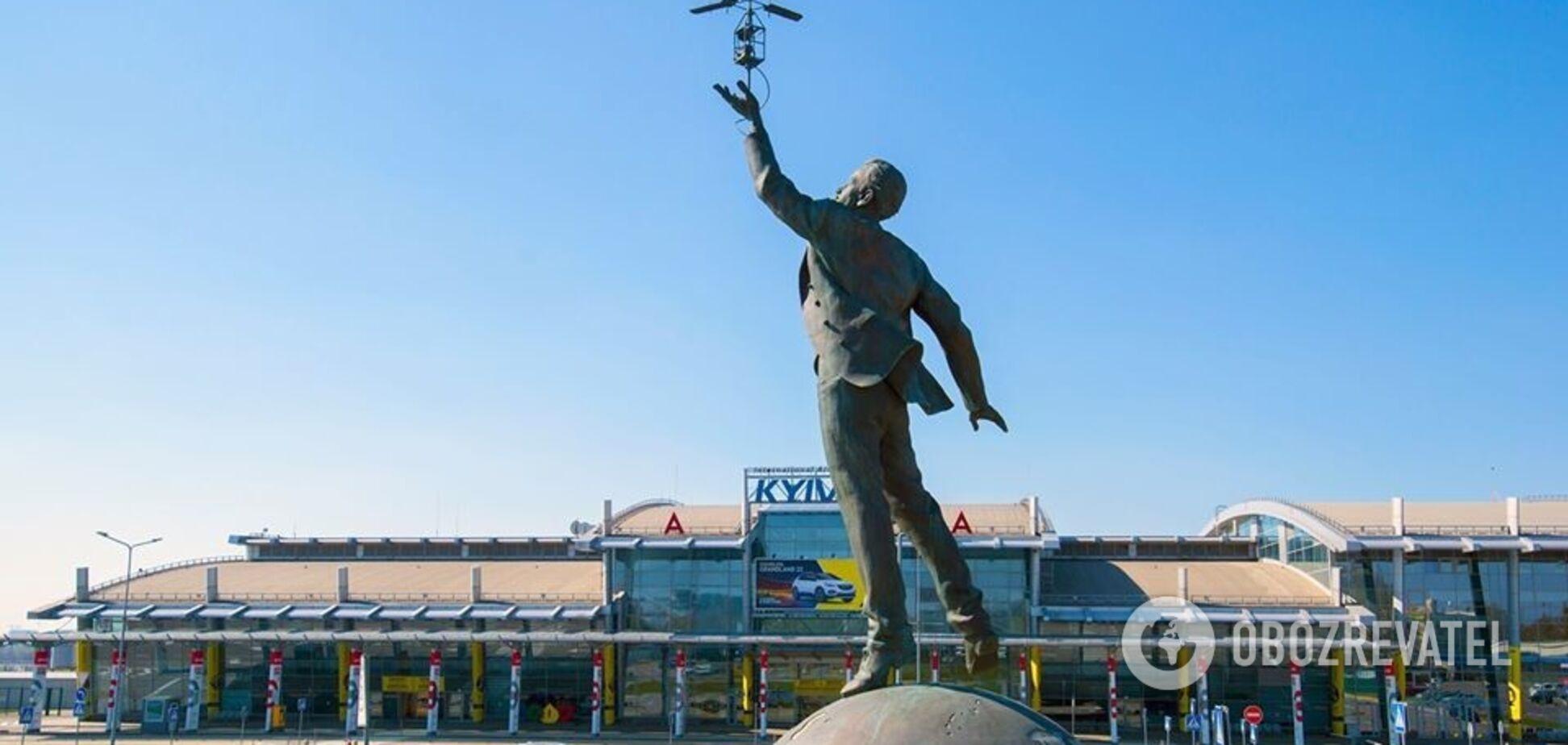Кличко: Київрада надала Міжнародному аеропорту 'Київ' ім. І. Сікорського земельну ділянку під подальшу його реконструкцію