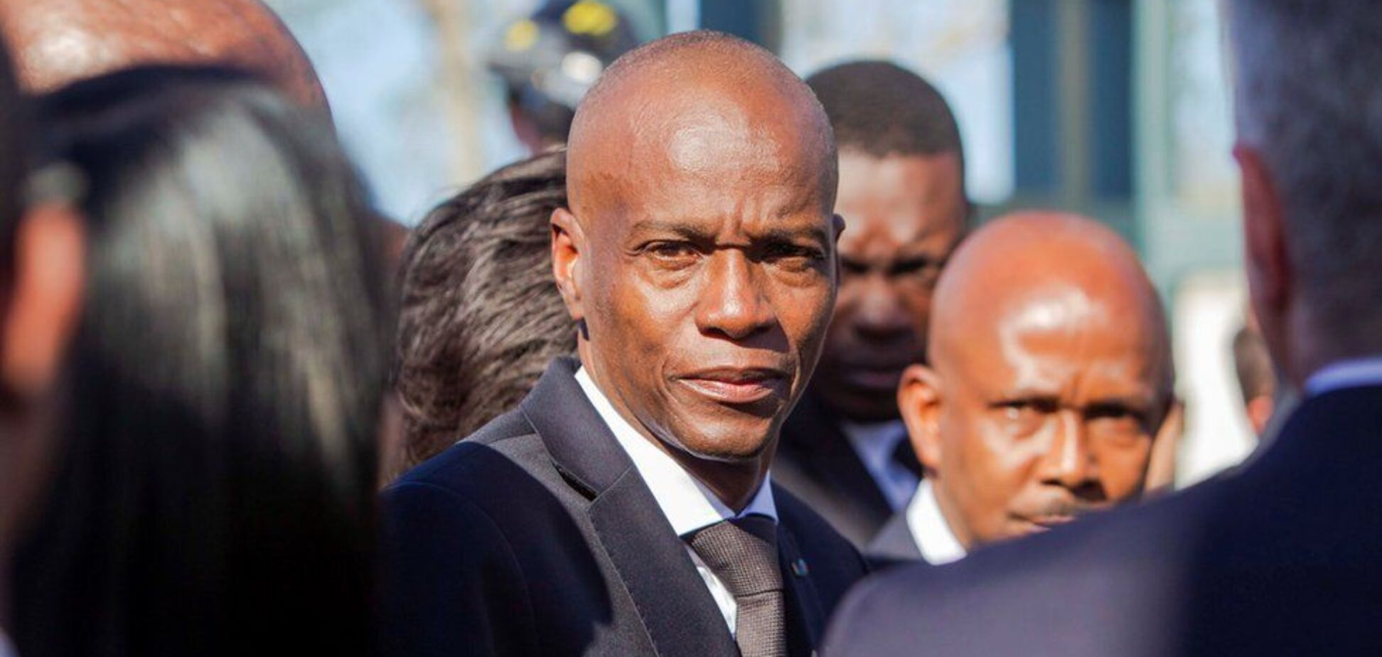 Президента Гаити Жовеналя Моиза убили