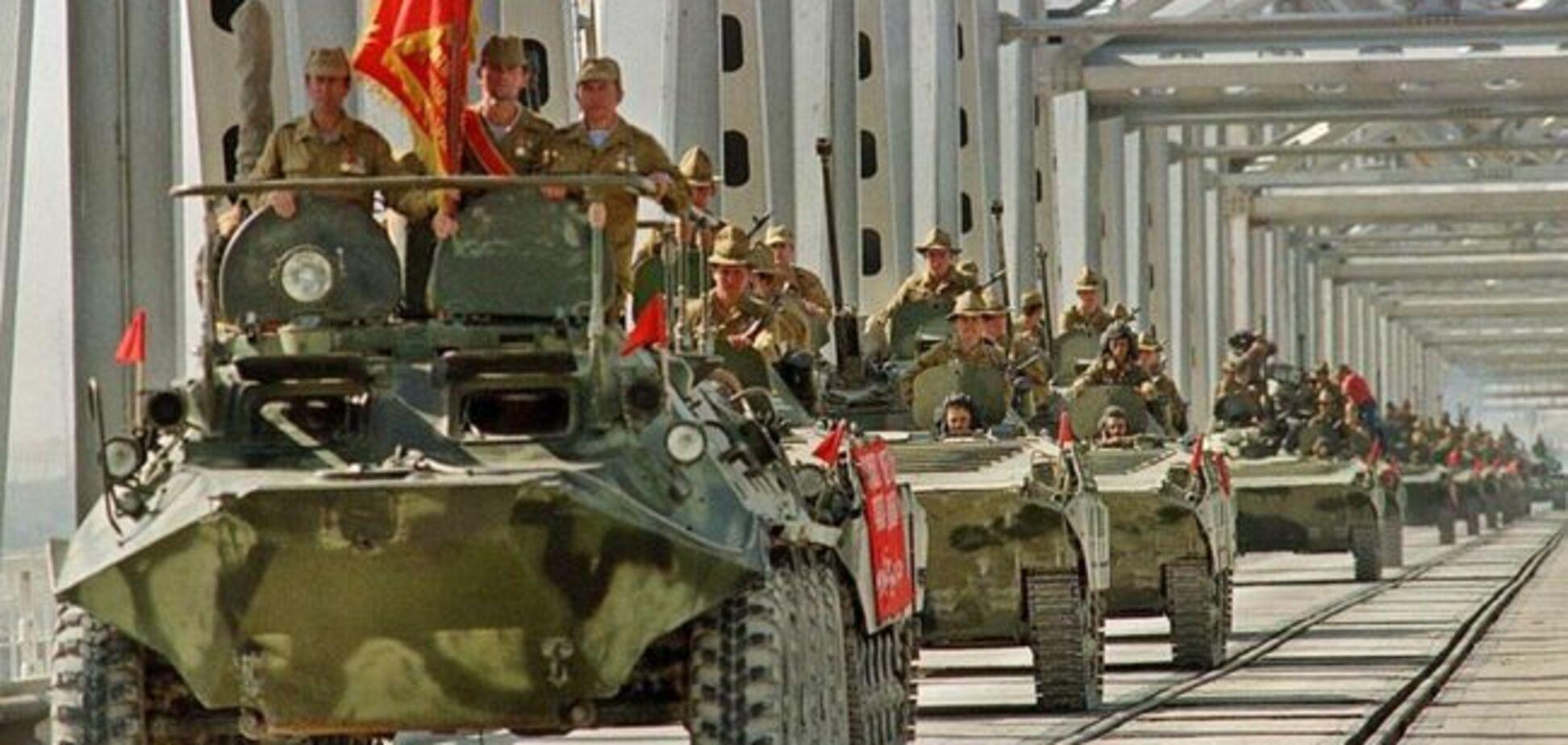 Россия загнала себя в афганский капкан