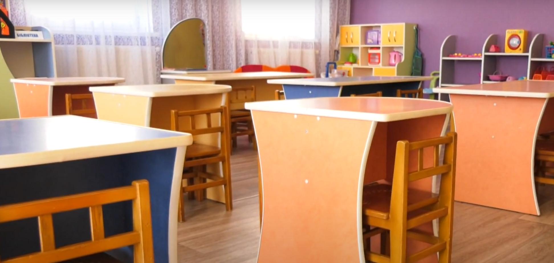В Черкассах няня избила двухлетнего ребенка в детсаду: ее уволили. Видео