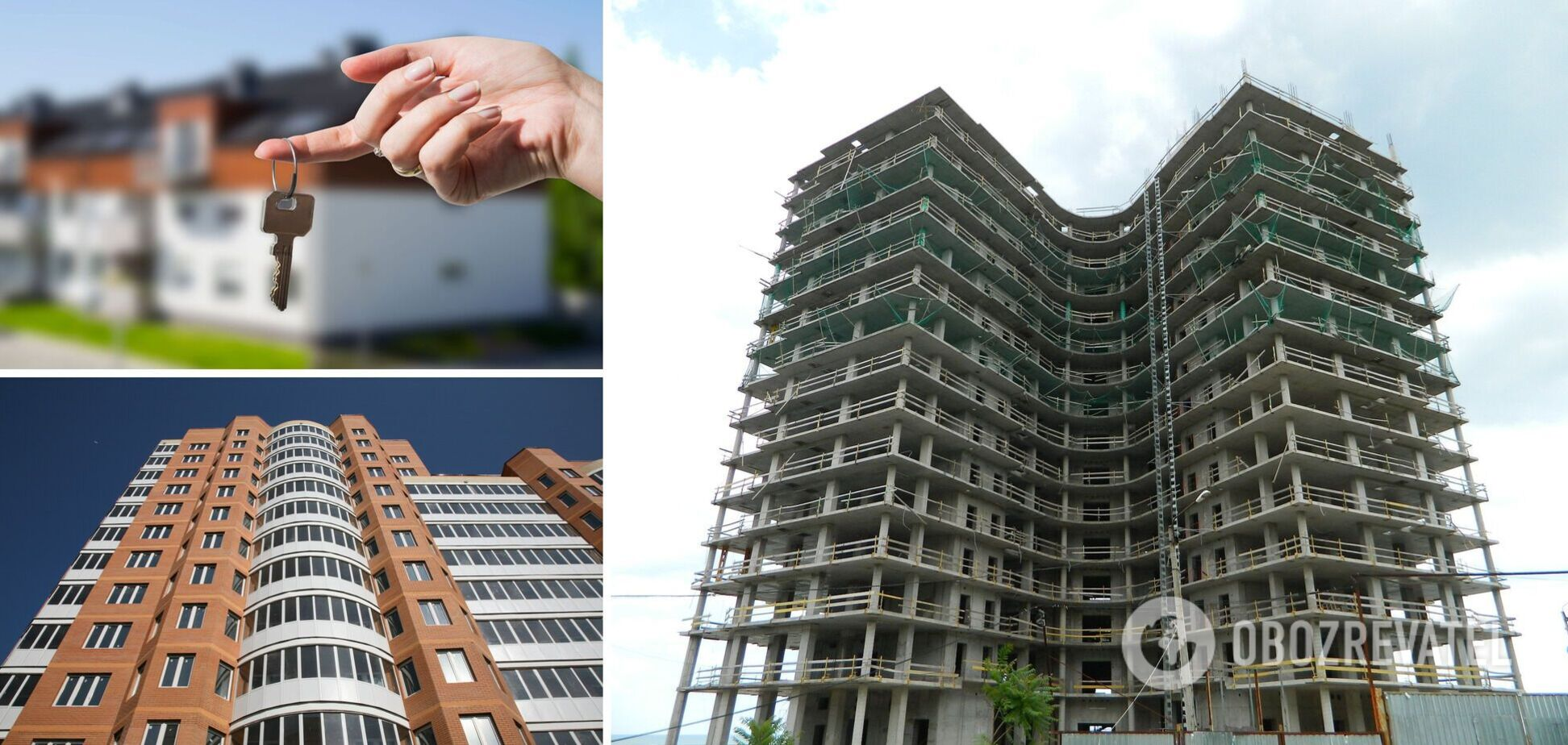 Украинцы покупают квартиры, но ждут их годами: как не вложить деньги в долгострой